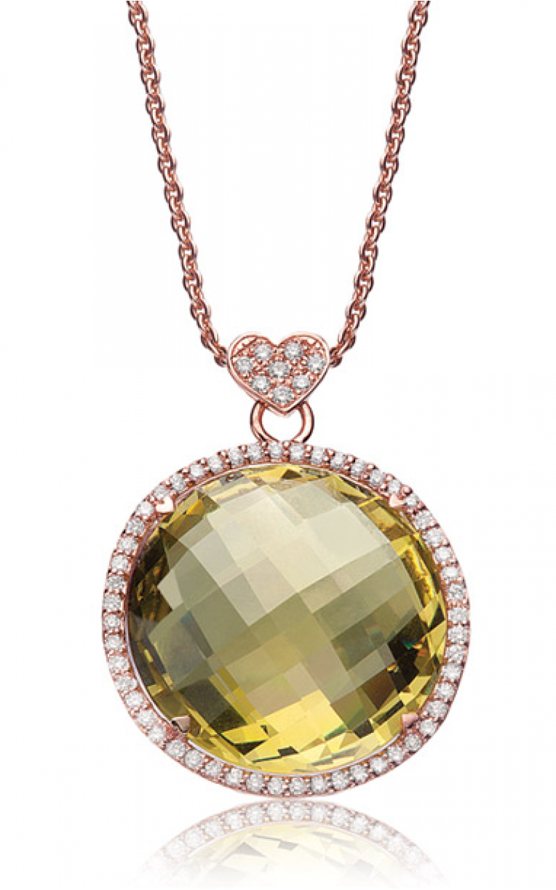 Lisa Nik Necklace LQCH20RD product image
