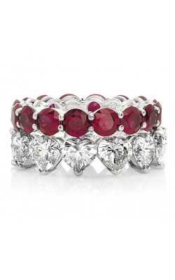 Merry Richards Wedding band gem-5 product image