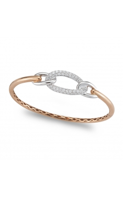 18K Rose Gold Bangle product image