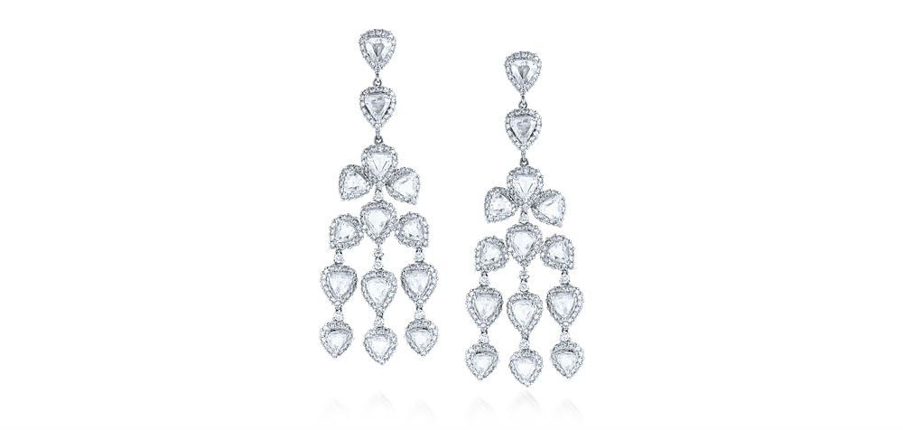 Merry Richards's Chandelier Earrings
