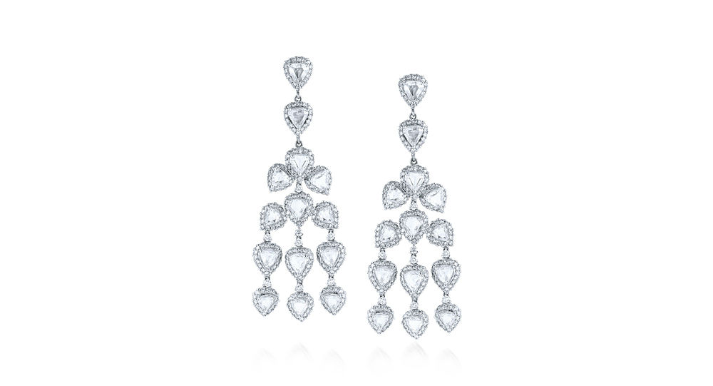 Merry Richards Decadent Chandelier Style Earrings