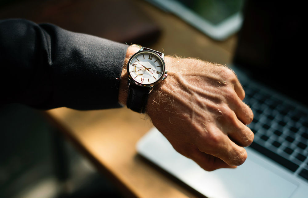 Remember These 6 Tips to Keep Your Luxury Watch Working for Years to Come