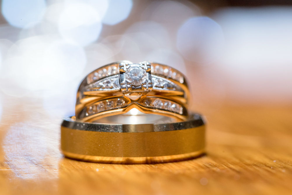 Curate Your Wedding Band Stack Like a Pro  with These 5 Gorgeous Wedding Rings