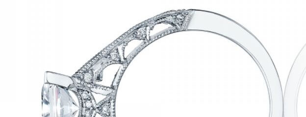 A Tacori Engagement Rings Available at Merry Richards Jewelers
