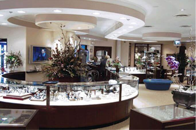 Merry Richards Jewelers in Oakbrook Terrace and Glenview, Illinois